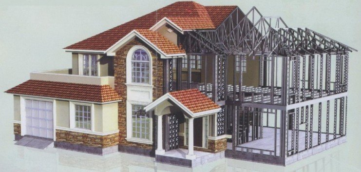 Shamank counsultancy services pvt ltd Home design and structure